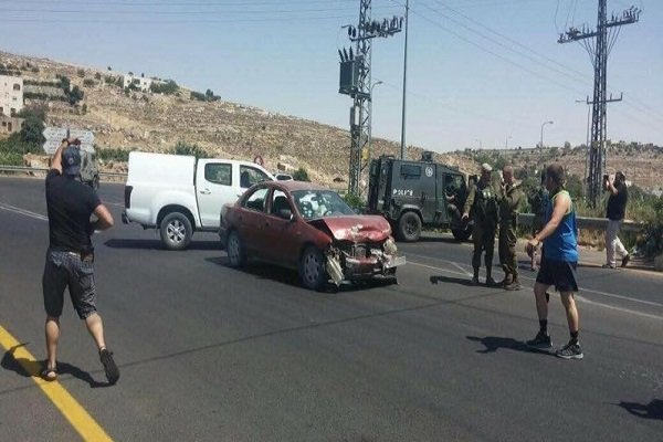 یک دختر جوان فلسطینی به ضرب گلوله نظامیان صهیونیست به شهادت رسید
