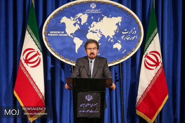 ابراز همدردی سخنگوی وزارت خارجه با دولت و ملت پاکستان
