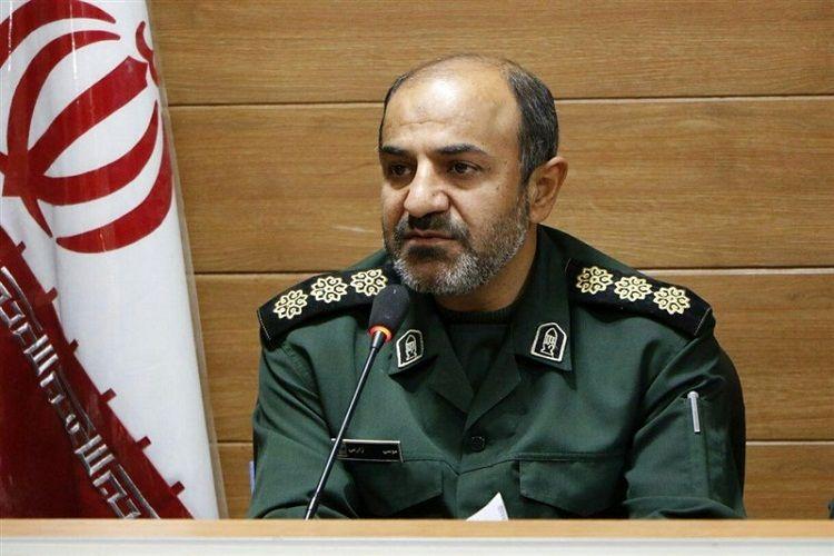 شایعه ترور فرمانده ناحیه ثارالله شیراز تکذیب شد