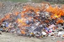 معدوم سازی بیش از ۵۰۰ کیلو گرم مواد غذایی فاسد در نجف آباد