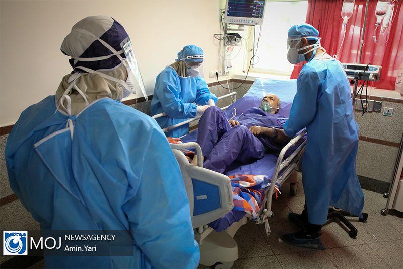 تولید روزانه 250 دست لباس بیمارستانی در یک کارگاه یزد