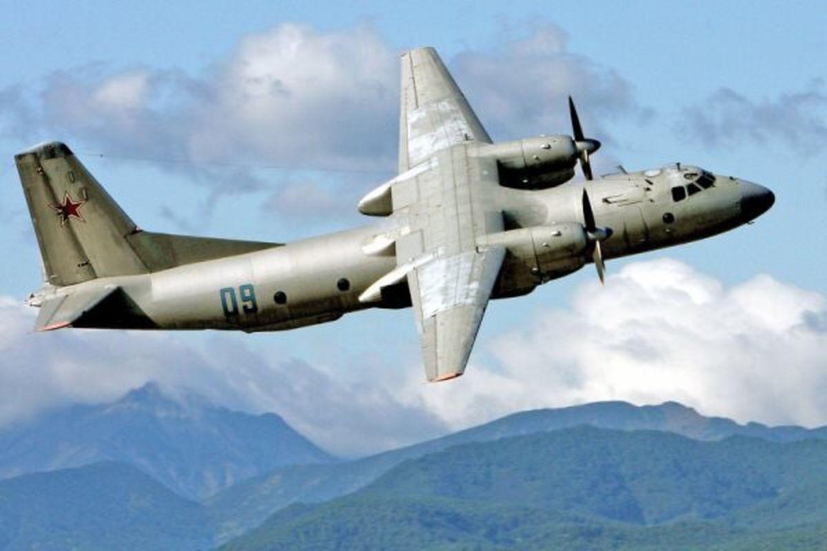 ناپدید شدن هواپیمای روسیه با ۲۸ سرنشین از صفحه رادار