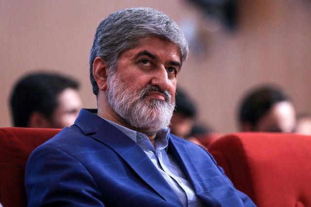 صحبت های علی مطهری در همایش قانون گذاری در جمهوری اسلامی