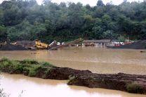 60 میلیارد تومان خسارت در 12 شهرستان گیلان بر اثر باران و طغیان رودخانه ها