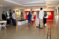 نمایشگاه نقاشی «رنگ و خیال» در گالری شکوه