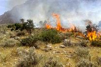 خطر آتش سوزی مراتع و مزارع هرمزگان را تهدید میکند