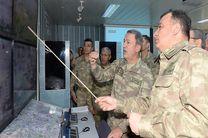مرکز عملیات فرماندهی نیروهای مسلح ترکیه در آماده باش کامل بسر می برد