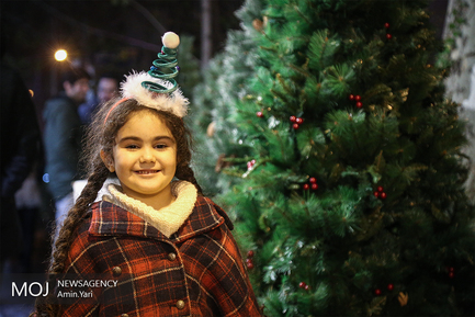 حال و هوای محلههای مسیحینشین تهران در شب کریسمس