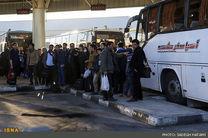 کذب بودن خبر حمله زورگیران به اتوبوس مسافران