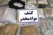 توقیف محموله 100 کیلویی مواد افیونی در میناب
