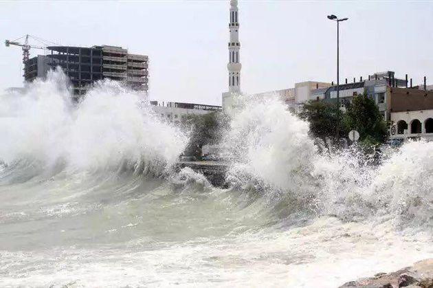 ادامه ناپایداری جوی تا روز دوشنبه در هرمزگان/ عدم تردد شناورها در محدوده خلیج فارس
