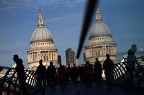 صدای انفجار در مرکز لندن و تخلیه کلیسای سن پل