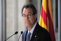 رئیسجمهور سابق کاتالونیا به 2 سال محرومیت از مشاغل دولتی مجازات شد