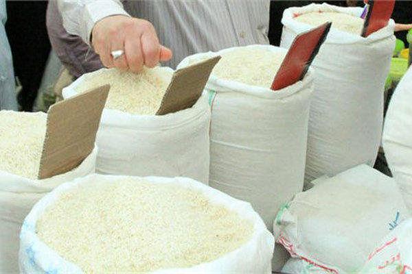 واردات برنج تا مرداد ۹۶ آزاد است