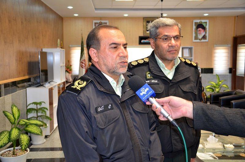 کشف بیش از 700هزار عدد مواد محترقه در کردستان