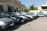 کشف 14 دستگاه پراید مسروقه در اصفهان