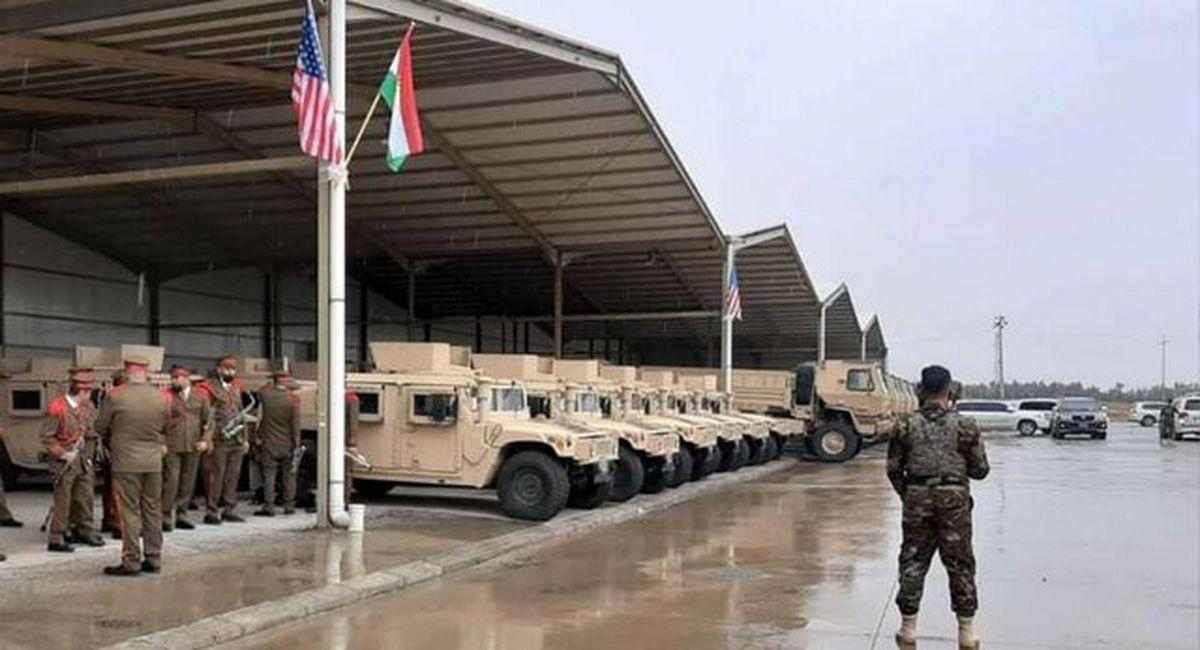 تاکید ائتلاف ضد داعش بر لزوم کمک به نیروهای پیشمرگ