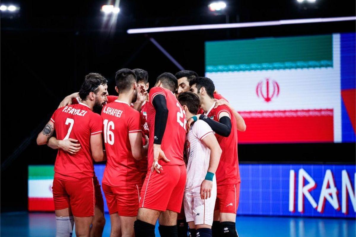 والیبال ایران به دنبال سهمیه جهانی