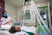 فوت ۱۹ بیمار کرونایی طی ۲۴ ساعت گذشته