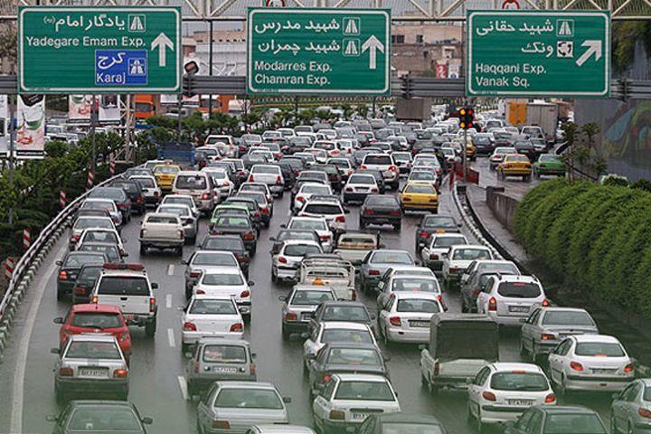 آخرین وضعیت جوی و ترافیکی جاده ها در 20 مهر