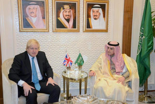 عربستان و انگلیس بر ضرورت مقابله با ایران توافق کردند