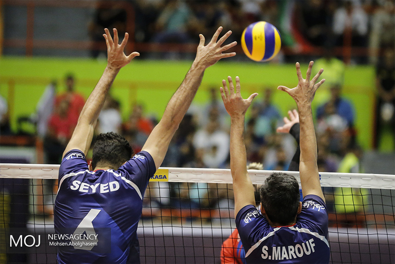 ساعت بازی والیبال ایران و بلغارستان مشخص شد