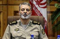 سرلشکر موسوی از دانشگاه افسری نیروی پدافند هوایی بازدید کرد