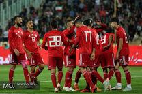 برتری ایران مقابل بولیوی در نیمه نخست