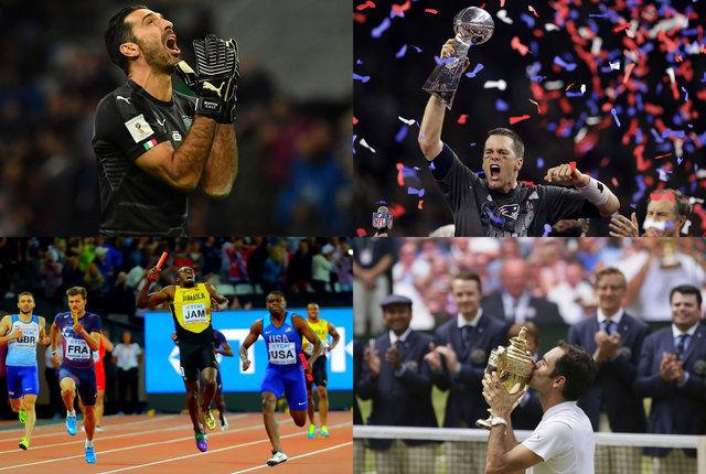 جهان ورزش در سال 2017 در یک نگاه