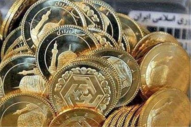 قیمت سکه 24 مرداد 75 هزار تومان کاهش یافت