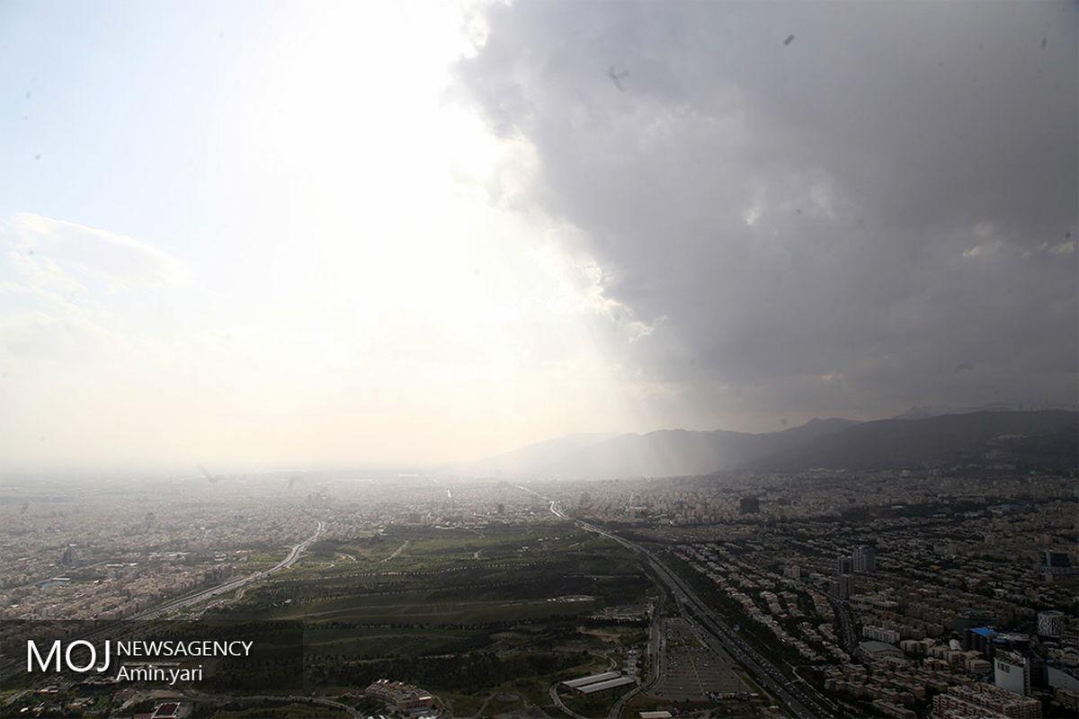 کیفیت هوای تهران ۴ فروردین ۱۴۰۰/ شاخص کیفیت هوا به ۹۱ رسید