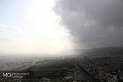 کیفیت هوای تهران ۱۳ اردیبهشت ۱۴۰۰/شاخص کیفیت هوا به ۵۴ رسید