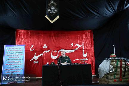 سید یحیی رحیم صفوی  دستیار ارشد مقام معظم رهبری