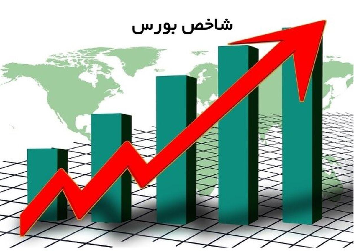 شاخص بورس در جریان معاملات امروز ۳ دی ۹۹/ شاخص به یک میلیون و ۴۴۷ هزار واحد رسید