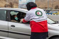 لزوم همکاری رانندگان در ورودی های استان یزد با تیم غربالگری کرونا