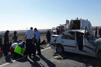 ۱۱نفر طی تصادفات جاده ای در آذربایجان جان باختند