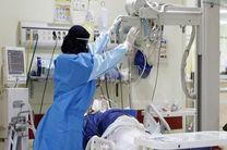 بستری شدن 16 بیمار جدید مبتلا به ویروس کرونا در منطقه کاشان