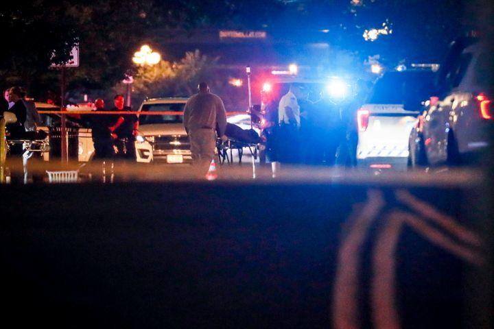 10 shot dead in Ohio, US
