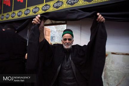 مراسم+معنوی+سیاه+پوشان+حسینی