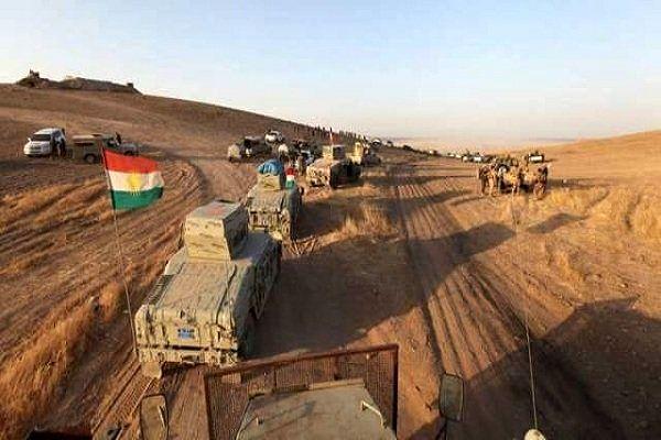 نیروهای پیشمرگ با عناصر داعش در استان اربیل درگیر شدند