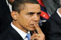 اوباما: منتظر واکنش روسیه در باره سوریه هستیم