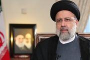 پیام تسلیت حجت الاسلام رئیسی در پی فقدان مادر شهیدان براجعی