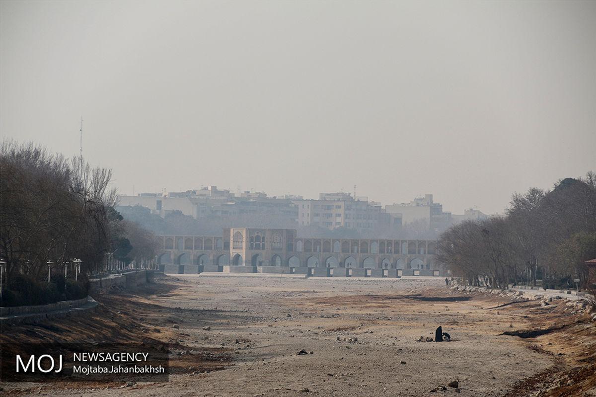 آلودگی هوای اصفهان ؛ نتیجه اقتصاد دولتی