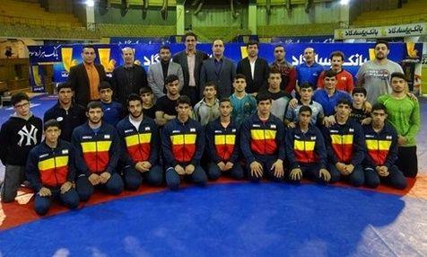دانش آموزان کشتی گیر  خوزستانی قهرمان جهان شدند