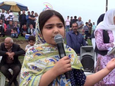 برگزاری جشنواره فرهنگی و بازی های بومی و ملی ییلاق برن در شهرستان رضوانشهر