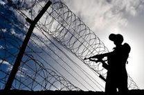 شهادت دو مرزبان در مرز میرجاوه