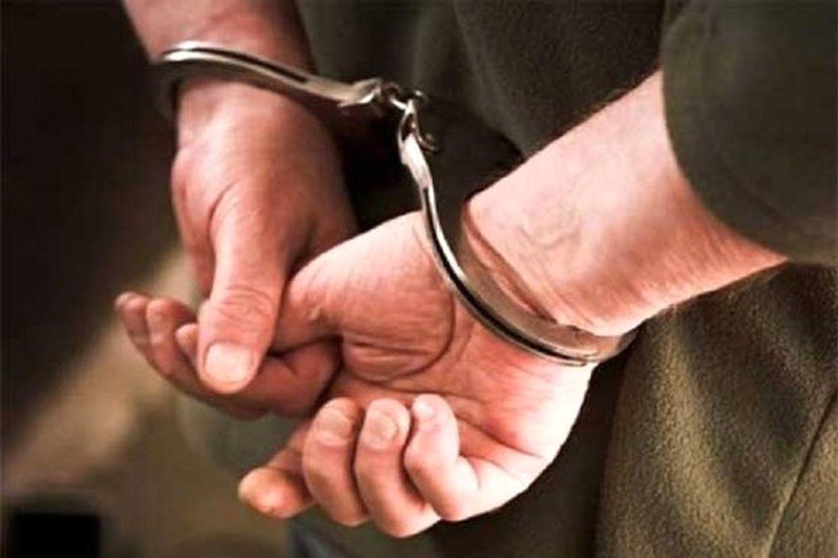دستگیری کلاهبردار متواری 10 میلیاردی در تیران و کرون
