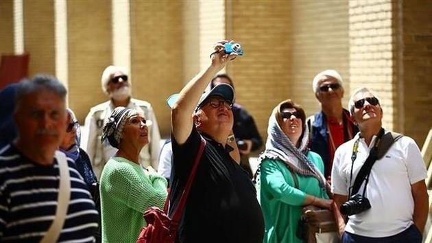رشد 74 درصدی حضور گردشگران خارجی در کاشان