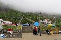 اقامت بیش از ۳۳ میلیون نفر شب گردشگر تابستانی در مازندران
