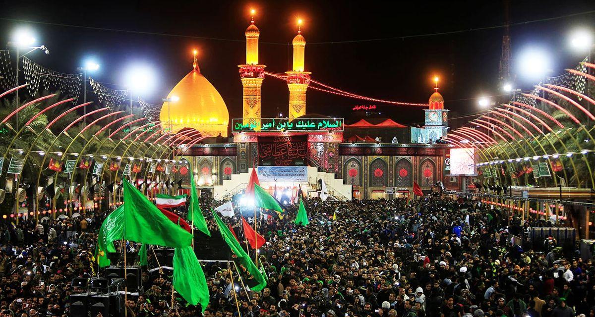 درخواست ایران از عراق برای افزایش تعداد زائران ایرانی اربعین